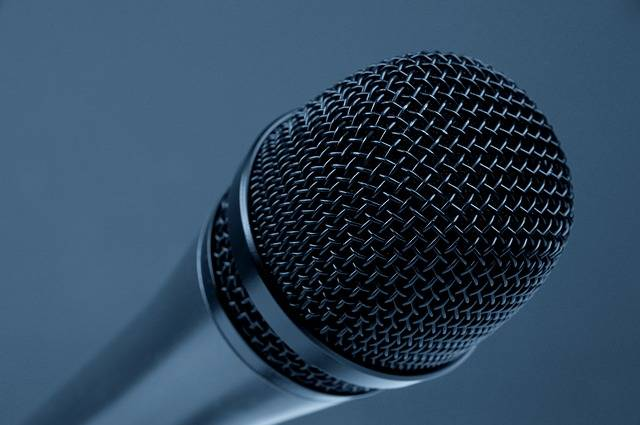 Microphone Music Stage - Free photo on Pixabay (592093)