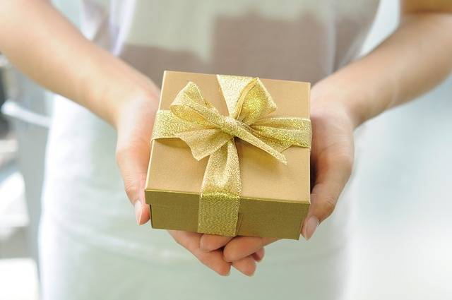 Gift Box Gifts Packaging - Free photo on Pixabay (593019)