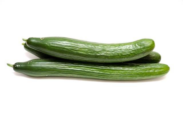 Cucumbers Salad Vegetables - Free photo on Pixabay (596223)
