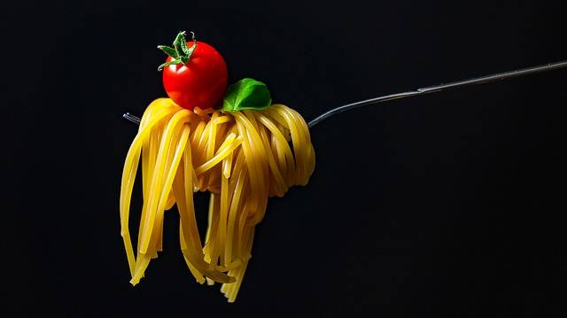 Spaghetti Pasta Noodles - Free photo on Pixabay (596711)