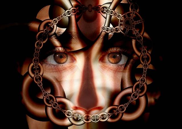 Chains Caught Psyche - Free photo on Pixabay (601308)