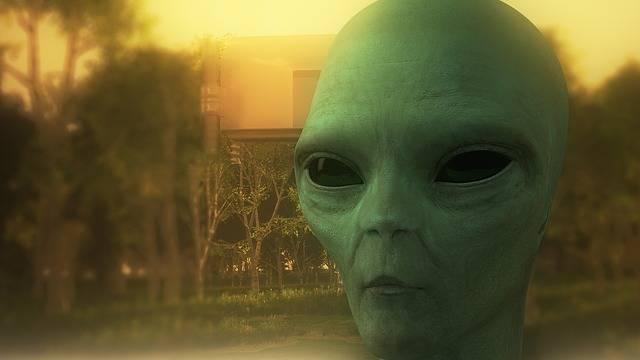 Stranger Alien 3D Model - Free photo on Pixabay (606442)