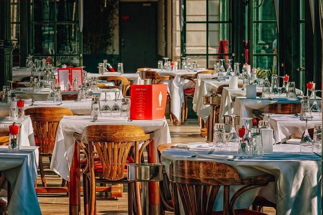 Restaurant Gastronomy Guest Room - Free photo on Pixabay (607628)