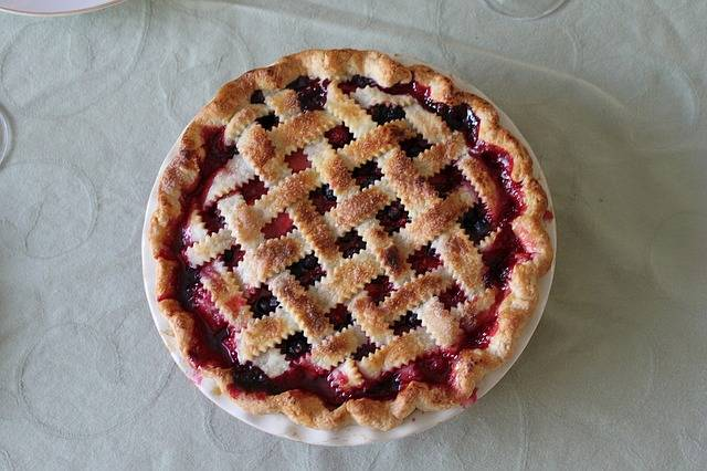 Cherry Pie Fresh Baked - Free photo on Pixabay (607793)