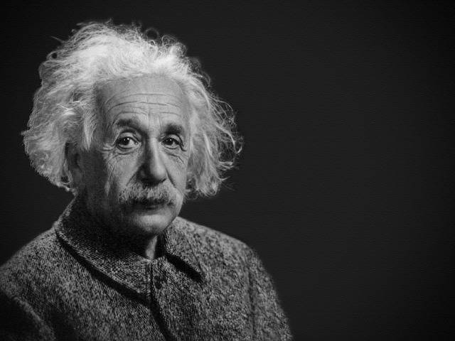 Albert Einstein Portrait - Free photo on Pixabay (614041)