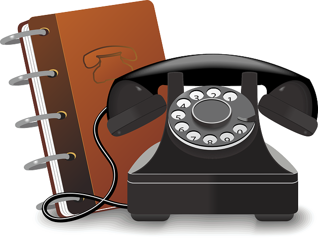 Book Phone Telephone - Free vector graphic on Pixabay (614049)