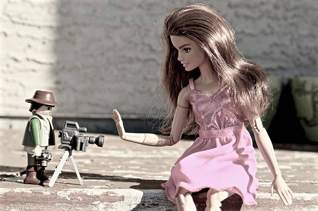 Barbie Camera Paparazzi - Free photo on Pixabay (618682)