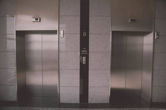 Elevator A Beautiful View Building - Free photo on Pixabay (620684)