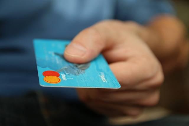 Money Card Business Credit - Free photo on Pixabay (627975)
