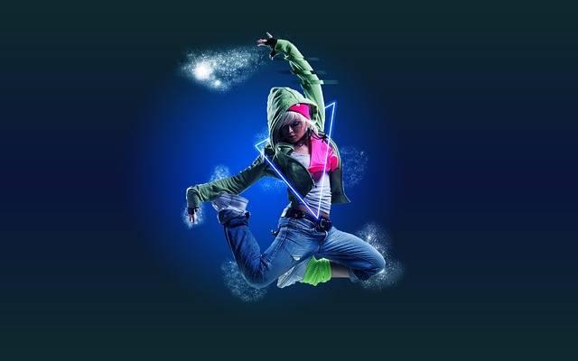 Dance Girl Electro - Free photo on Pixabay (629311)