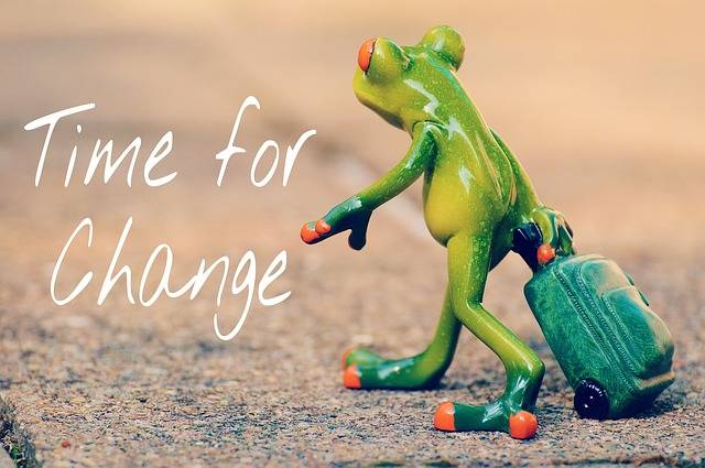 Time For A Change Courage New - Free photo on Pixabay (630828)