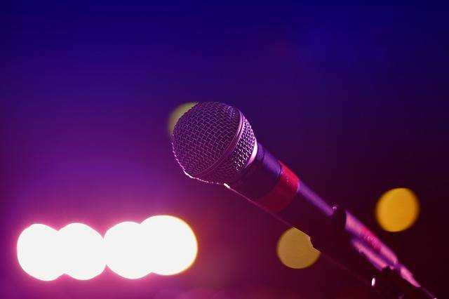 Audio Microphone Bokeh - Free photo on Pixabay (633244)