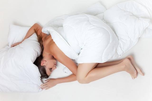 Bed Sleep Girl - Free photo on Pixabay (654491)