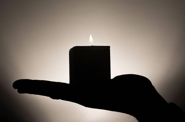 Candle Meditation Hand - Free photo on Pixabay (655614)