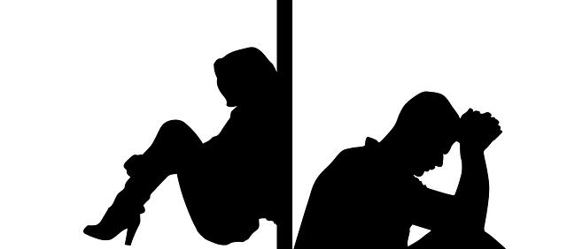 Divorce Separation Relationship - Free image on Pixabay (656124)