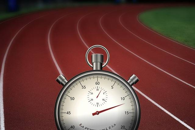Stopwatch Time Treadmill - Free image on Pixabay (661930)