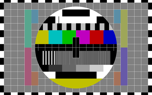 Test Pattern Tv - Free vector graphic on Pixabay (661951)