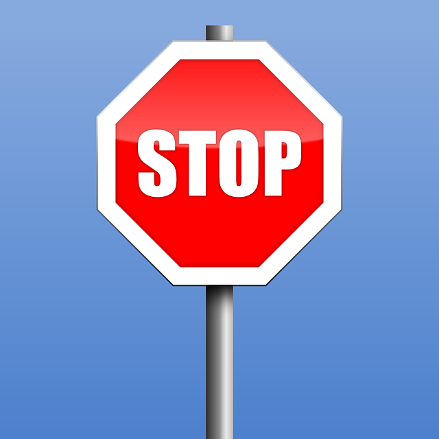 Stop Road Sign Warning - Free vector graphic on Pixabay (668774)