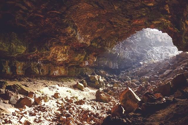 Cave Rocks Underground - Free photo on Pixabay (673586)