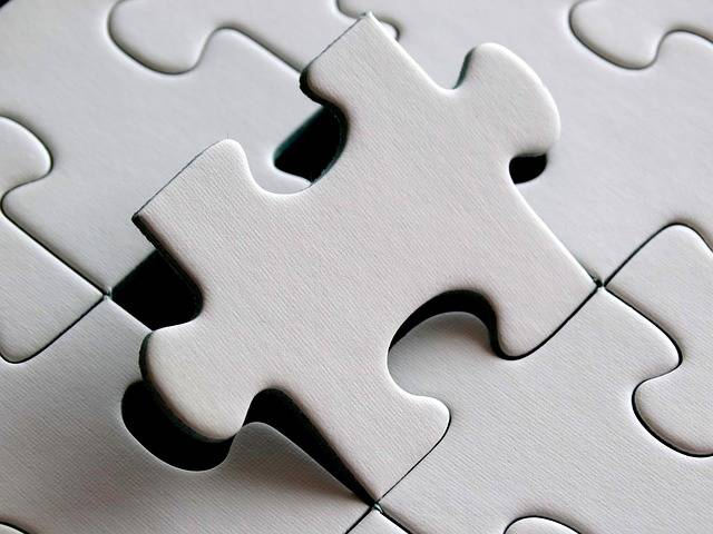 Puzzle Last Particles Piece - Free photo on Pixabay (677092)