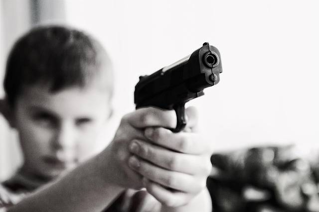 Weapon Violence Children - Free photo on Pixabay (682475)