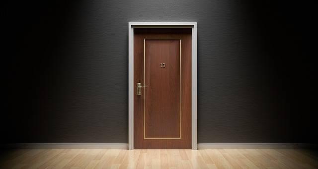 Door Bad Luck 13 - Free photo on Pixabay (682633)