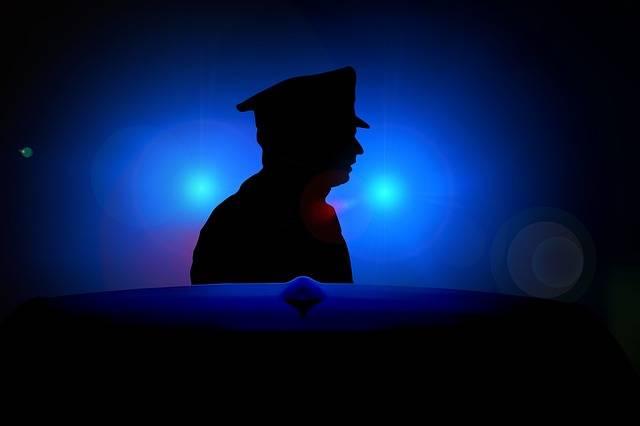 Blue Light Siren Police - Free image on Pixabay (693880)