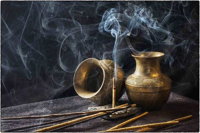 Incense Indian Aromatic - Free photo on Pixabay (695575)