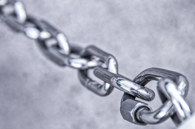 Chain Stainless Steel Metal - Free photo on Pixabay (701447)