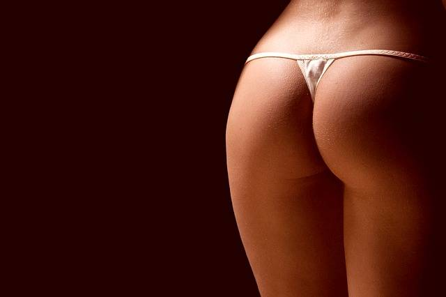 Woman Panties Naked Ass - Free photo on Pixabay (703383)