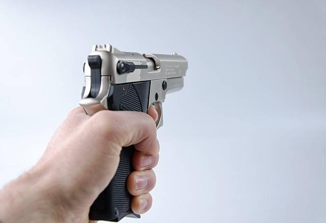 Hand Pistol Weapon - Free photo on Pixabay (703471)