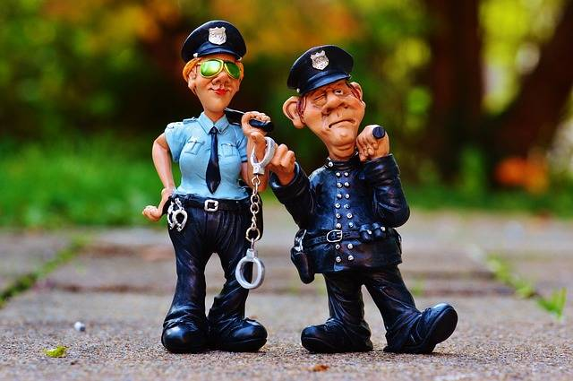 Cop Policewoman Colleagues - Free photo on Pixabay (705402)