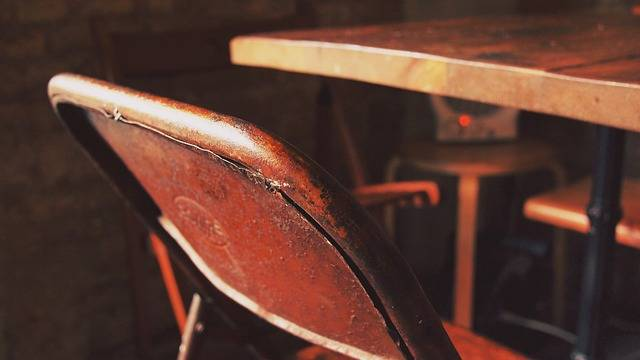 Furniture Table Chair - Free photo on Pixabay (718151)