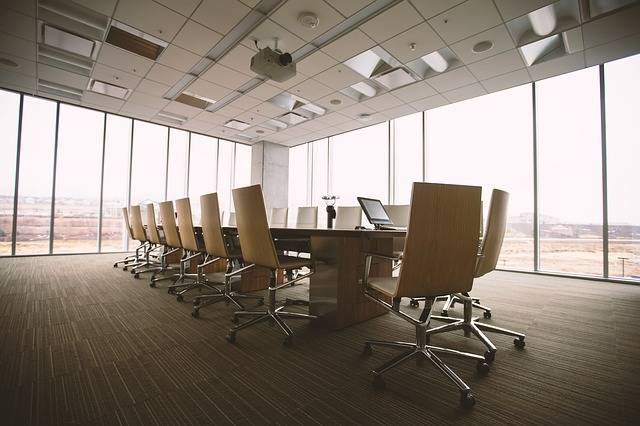 Conference Room Table Office - Free photo on Pixabay (721312)