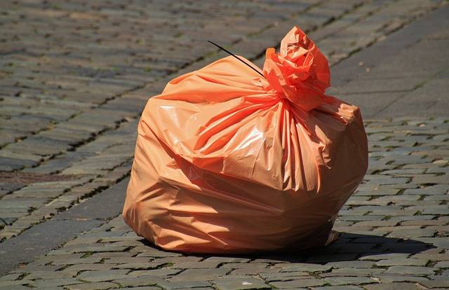 Garbage Bag Waste Non Recyclable - Free photo on Pixabay (722476)