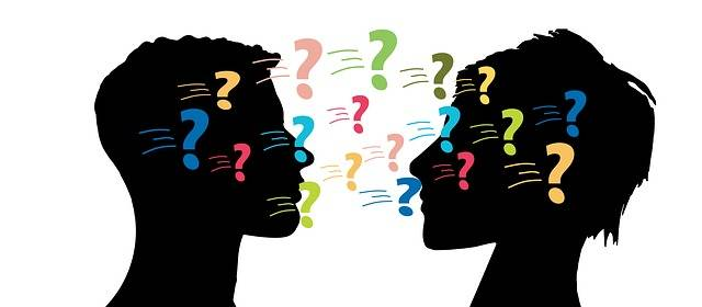 Man Woman Question Mark - Free image on Pixabay (722658)