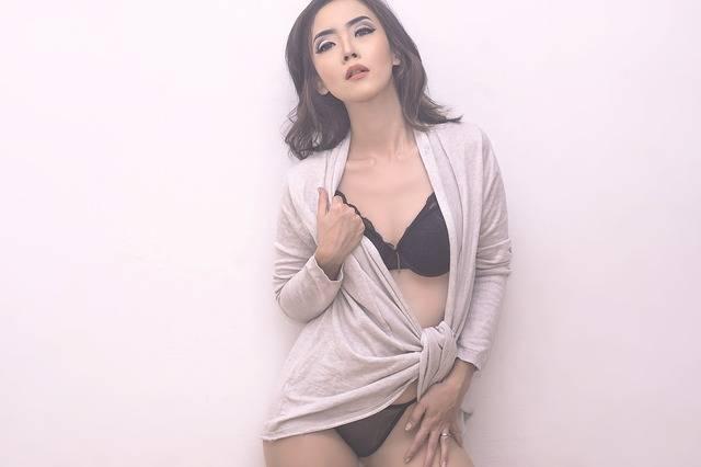 Underwear Girl Asian - Free photo on Pixabay (726520)