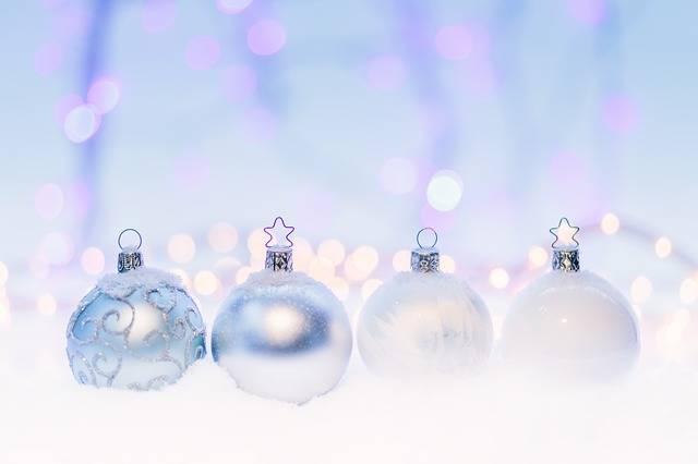 Christmas Balls - Free photo on Pixabay (727189)