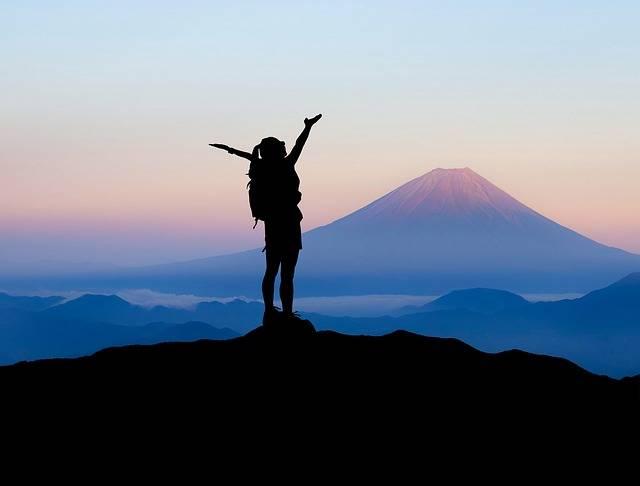 Raise Challenge Landscape - Free photo on Pixabay (727558)