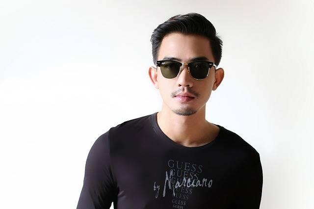 Eyewear Short Hair Men'S - Free photo on Pixabay (728330)