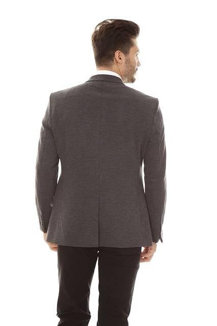 Jacket Male Rear - Free photo on Pixabay (729573)