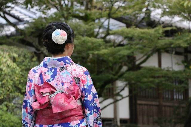 Japan Kimono Figure - Free photo on Pixabay (736562)