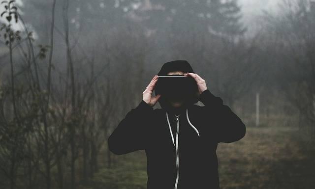 Virtual Reality Vr Goggles Men'S - Free photo on Pixabay (737041)
