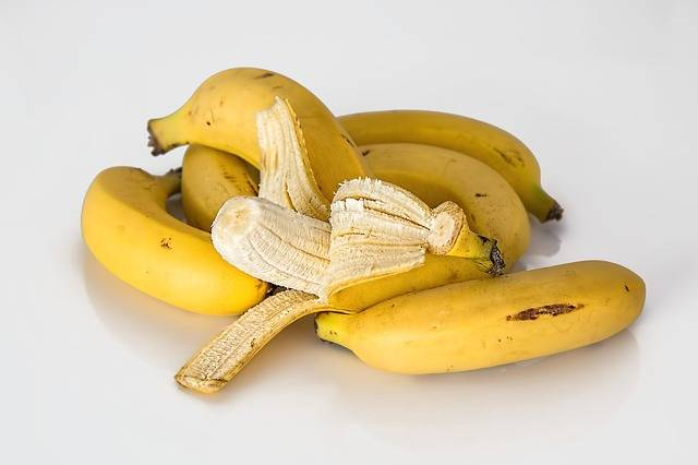 Banana Tropical Fruit Yellow - Free photo on Pixabay (738327)