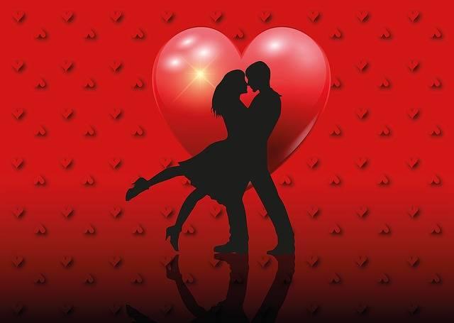 Love Heart Lovers - Free image on Pixabay (740218)