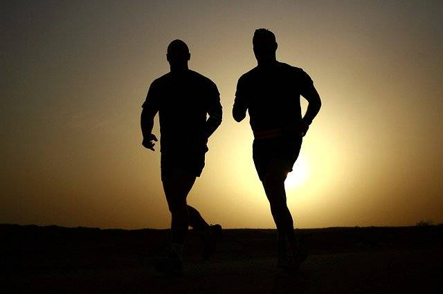 Runners Silhouettes Athletes - Free photo on Pixabay (741952)