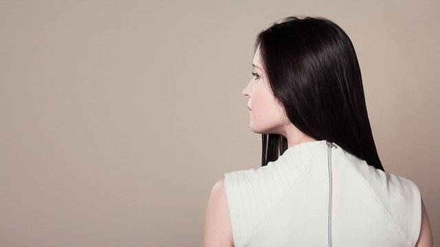 Girl From Behind Fashion Hair - Free photo on Pixabay (744635)