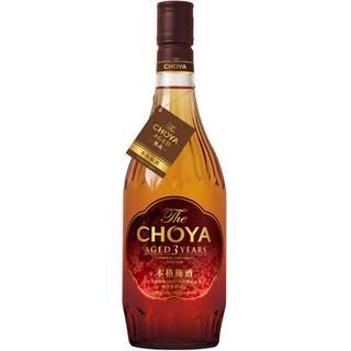 Amazon.co.jp: チョーヤ梅酒 The CHOYA AGED 3YEARS [ 720ml ]: 食品・飲料・お酒 (745294)